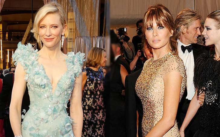 Cate Blanchett jokes about playing Melania Trump; Know about her Married Life and Children
