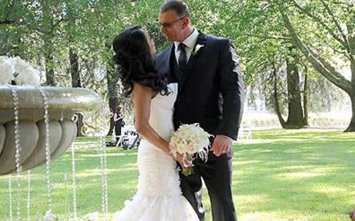 English celebrity chef Robert Irvine is Living Happily with Wife Gail Kim and Children