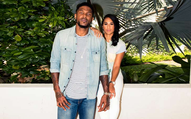 American Basketball Player Udonis Haslem Married Wife Faith Rein; Know their Married Life and Children