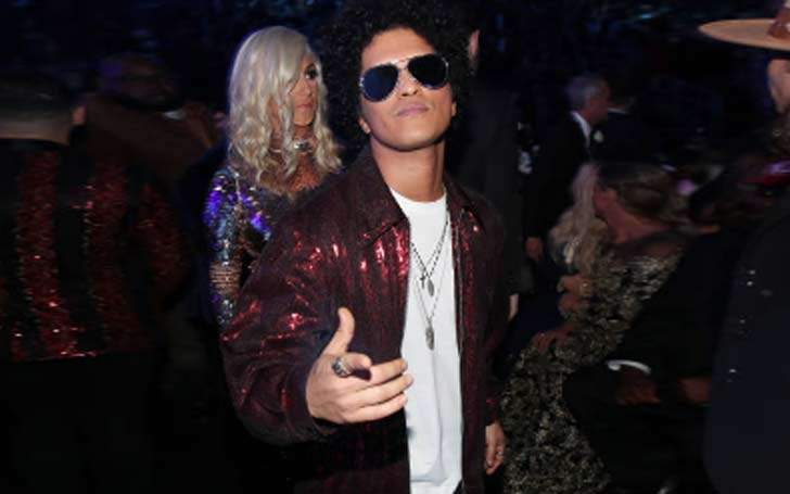 Bruno Mars Wins 2018 Grammy Awards, Know his Relationships and Affairs