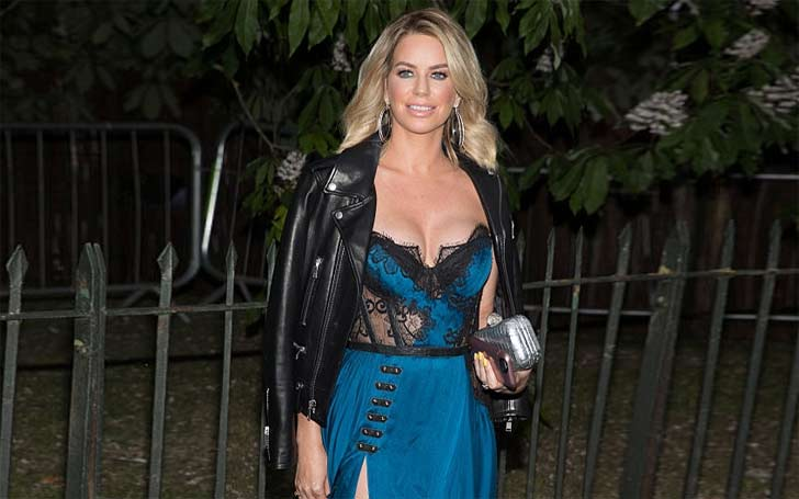 Caroline Stanbury is Living Happily with Husband and Children, Know her past Relationship and Affairs