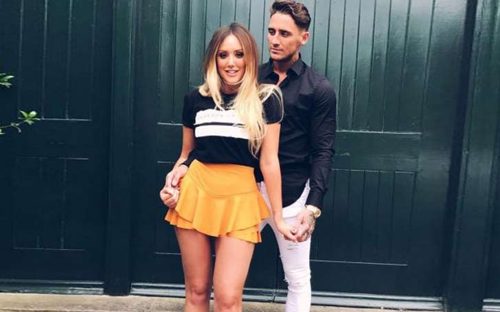 After splitting with boyfriend Stephen Bear, who is Charlotte Crosby Dating?