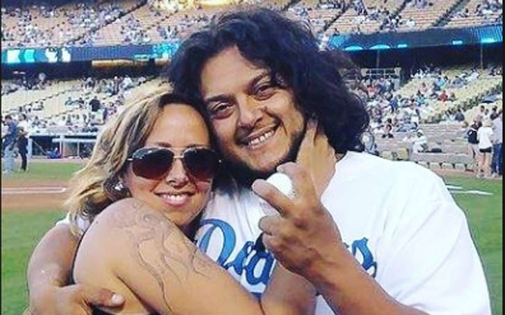 Felipe Esparza Married wife Lesa O'Daniel in 2014; Know his Married Life and Children