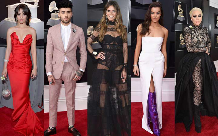 Grammy Awards 2018, List of Best and Worst Dress Celebrities, Check the list