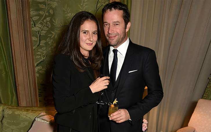 James Purefoy Married to Jessica Adams After Divorce from Holly Aird and Living with their Children