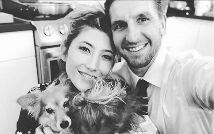 Dichen Lachman Married Maximilian Osinski after dating for three years; Know her Married Life and Children