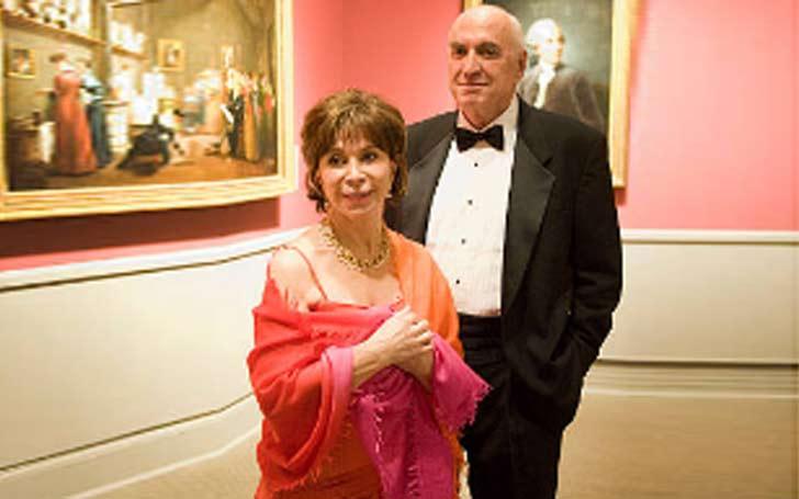 Writer Isabel Allende and her husband, Willie Gordon got divorced.