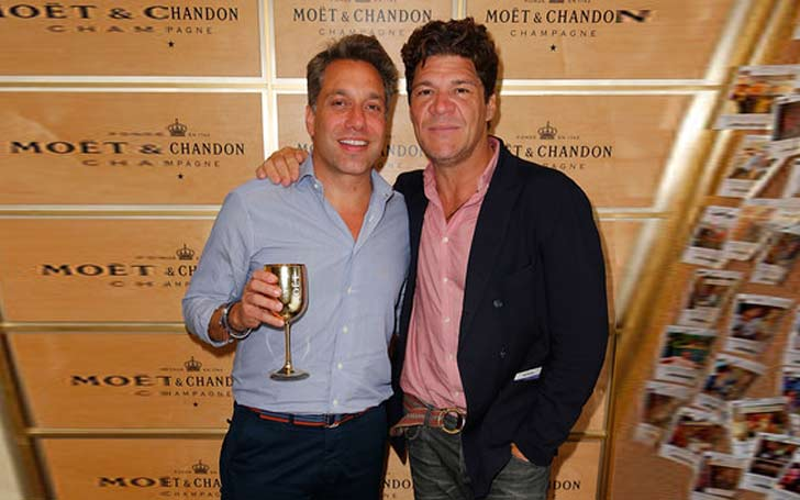American Interior Designer Thom Filicia is in Relationship with Greg Calejo,Know his Affairs