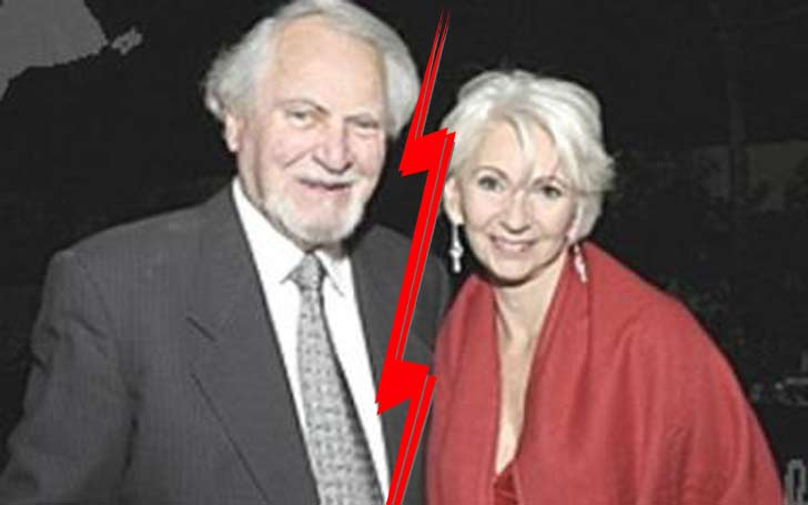 Clive Cussler and his wife, Janet Horvath getting a divorce?