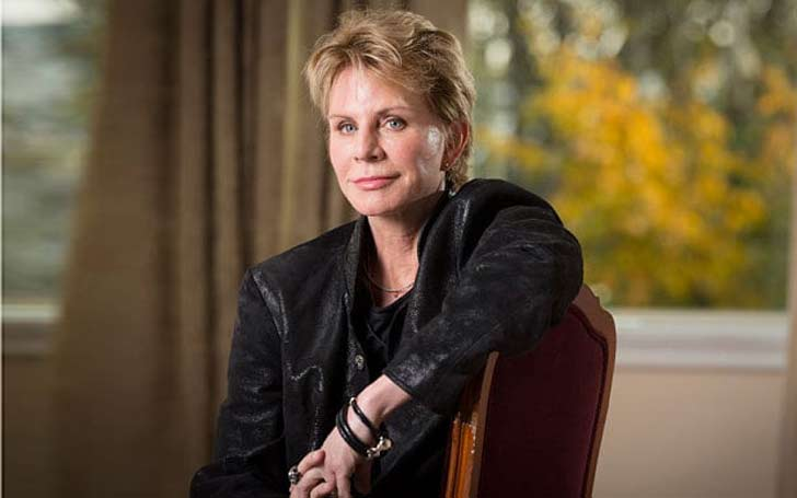 Crime writer and creator of Kay Scarpetta novels, Patricia Cornwell talks about the new one in her series of novels