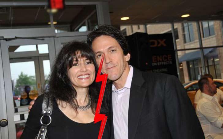 Mitch Albom and wife Janine Sabino getting a divorce??