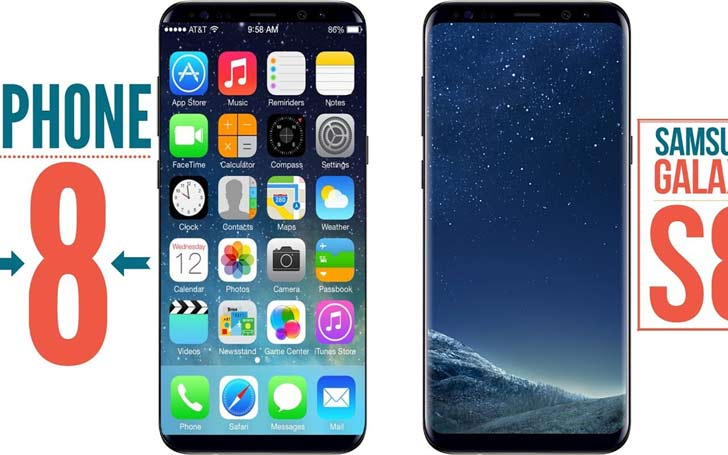 iPhone X vs Samsung Galaxy S8: Android or iOS? Know the Trusted Reviews