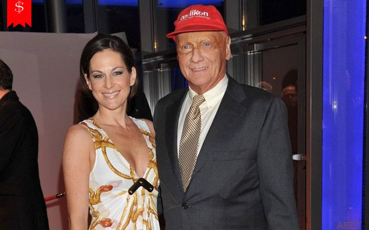 Birgit Wetzinger' Husband Niki Lauda's Net Worth:Know in Detail about his Salary, Career and Awards