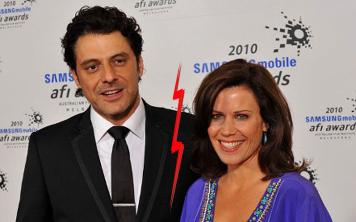 Who is Vince Colosimo Dating Currently After Divorce from Jane Hall?Know about his Married Life