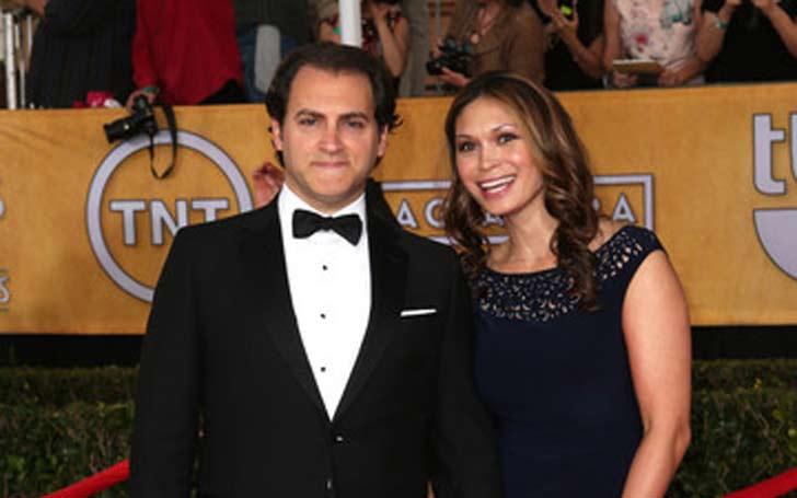 Michael Stuhlbarg and wife, Mai-Linh Lofgren, married for 3 years, expecting a child?