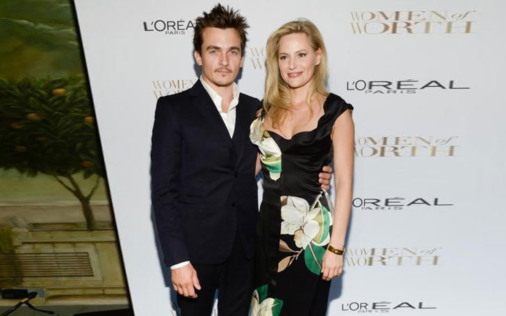 When are Aimee Mullins and her longtime boyfriend turned partner, Rupert Friend getting married?