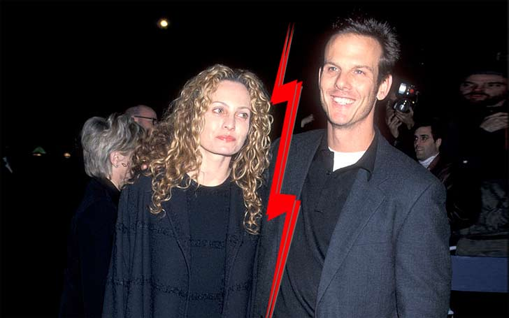 Has Peter Berg dated anyone after his divorce from his ex-wife, Elizabeth?