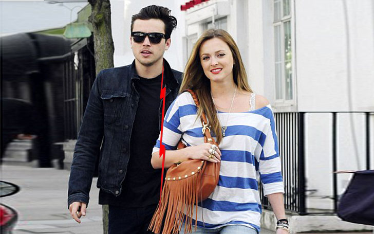 Why did Hannah Ware and her husband, Jesse Jenkins get divorced?