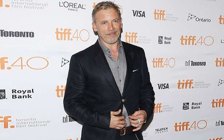 Why has Callum Keith Rennie never been married? Is he dating anyone currently?