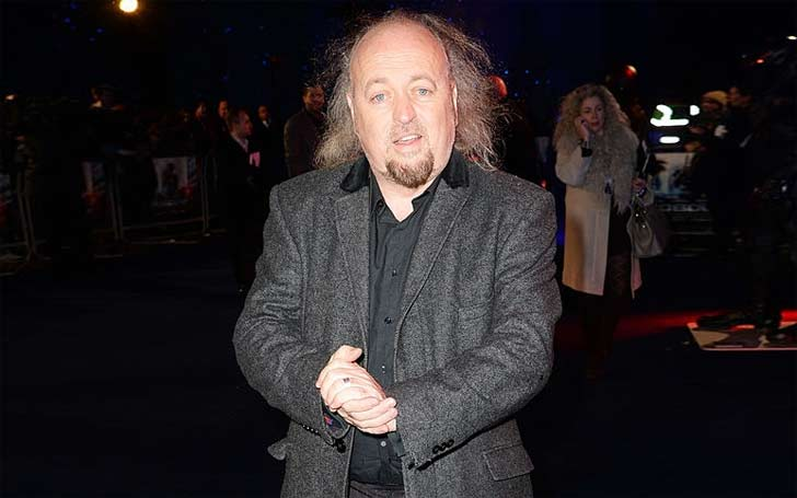 Comedian Bill Bailey talks about his wife, married life and more.