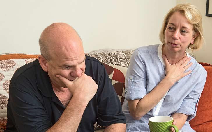 David Simon and his wife, Laura Lippman headed towards divorce?