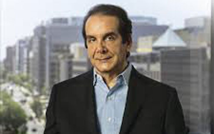 Five facts about Charles Krauthammer