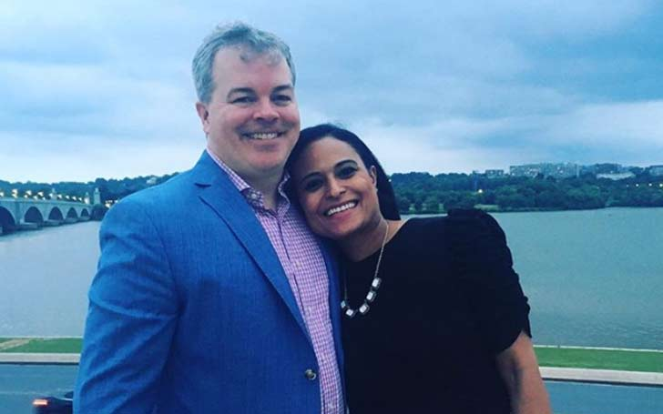 Kristen Welker and Husband John Hughes; Are they Happily Living Together? Blessed with any Children?