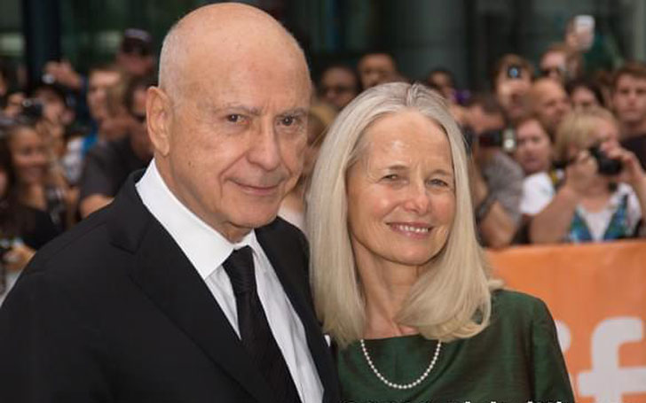 Alan Arkin's wife, Suzanne, who he's been married to for 20 years stayed by his side when he suffered a stroke.