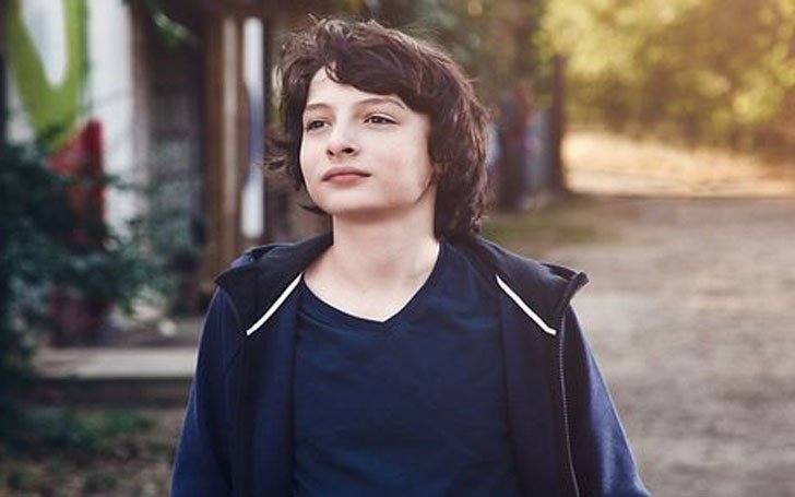 Five facts about Finn Wolfhard