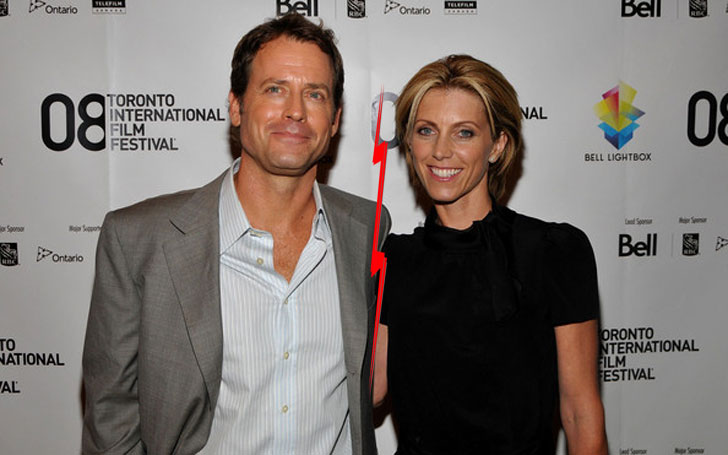 Greg Kinnear and his wife, Helen getting a divorce?
