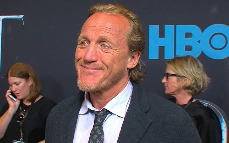 Has Jerome Flynn ever been married? What does he look for in a wife?