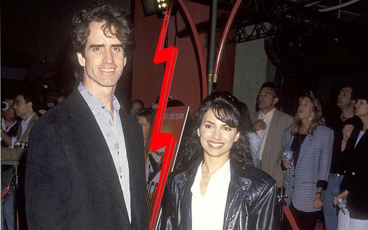 Jay Roach and wife Susanna Hoffs getting a divorce?