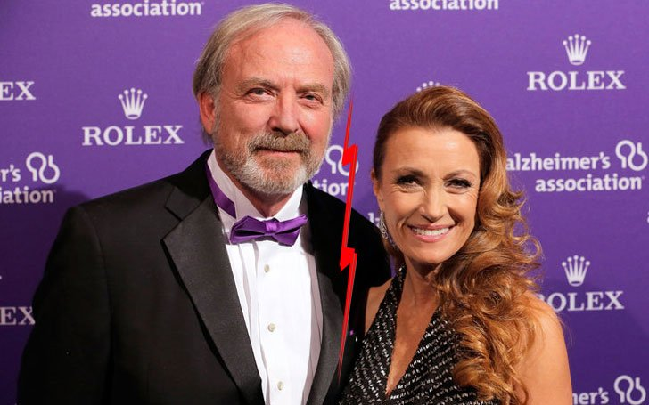 James Keach is still on good terms with his ex-wife Jane Seymour