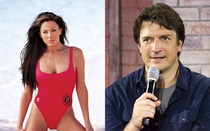 Krista Allen dating Castle's Nathan Fillion? Do they plan on getting married?