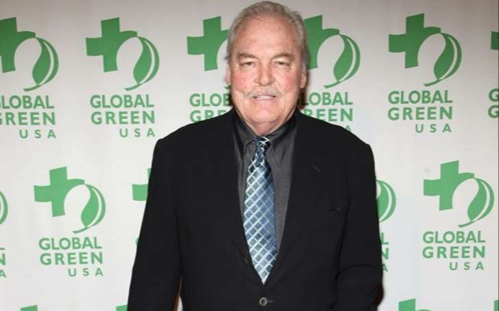 Stacy Keach talks about his new show, Crowded