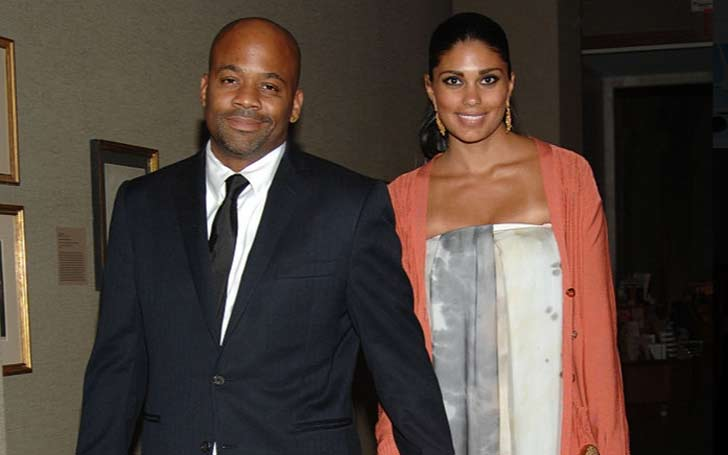 Why did Rachel Roy get into divorce with her husband, Damon Dash?