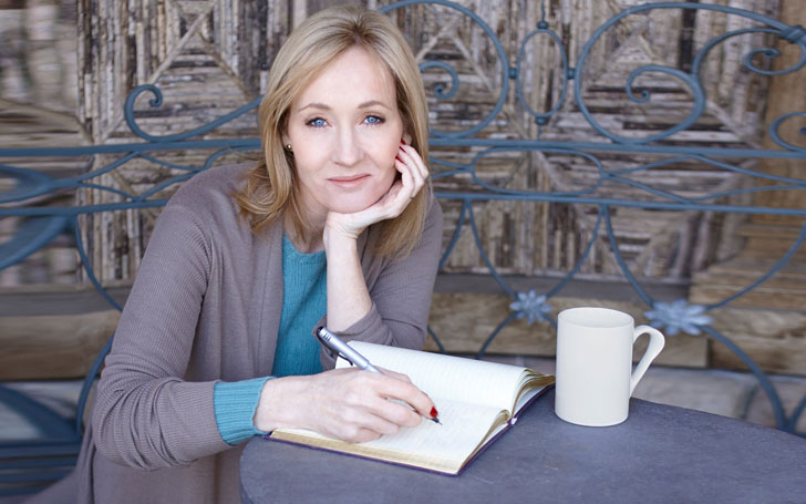 J.K. Rowling has been nominated for a crime writing award.