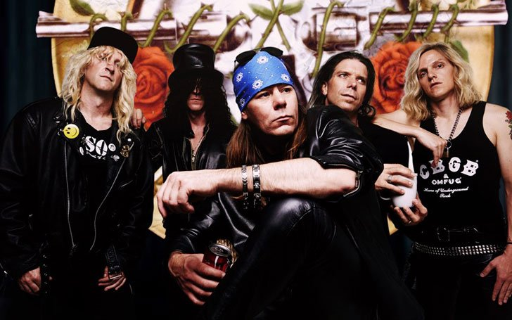 Ten surprising facts you need to know about Guns N' Roses