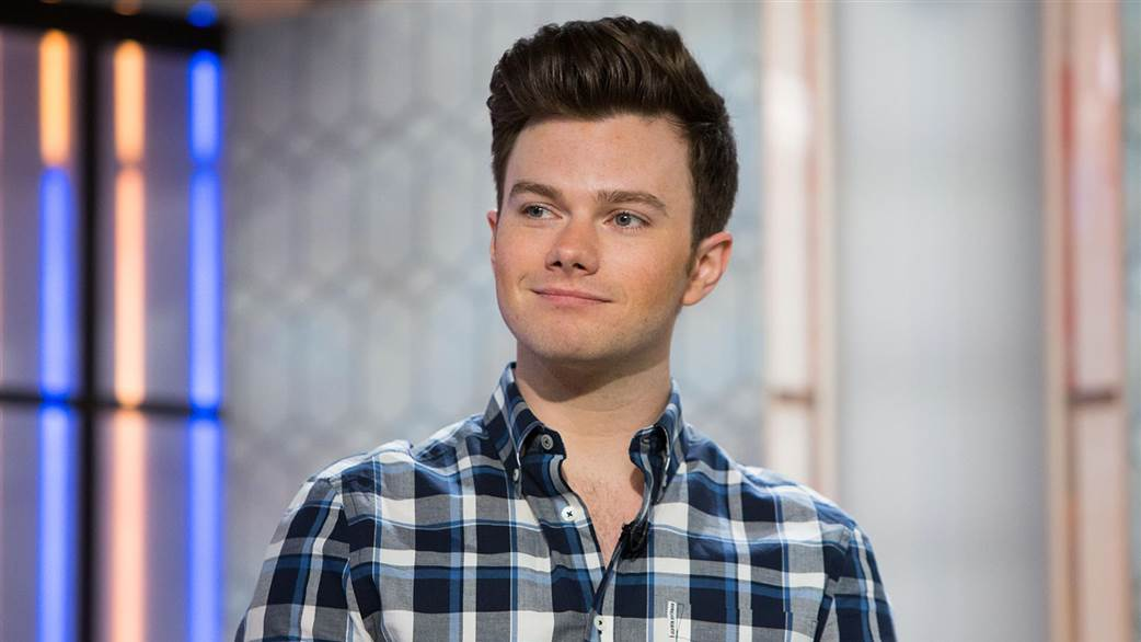 Chris Colfer has revealed the title and cover of his new book.