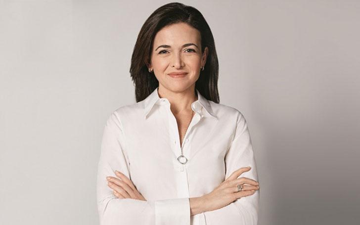 Sheryl Sandberg on being a single mother.