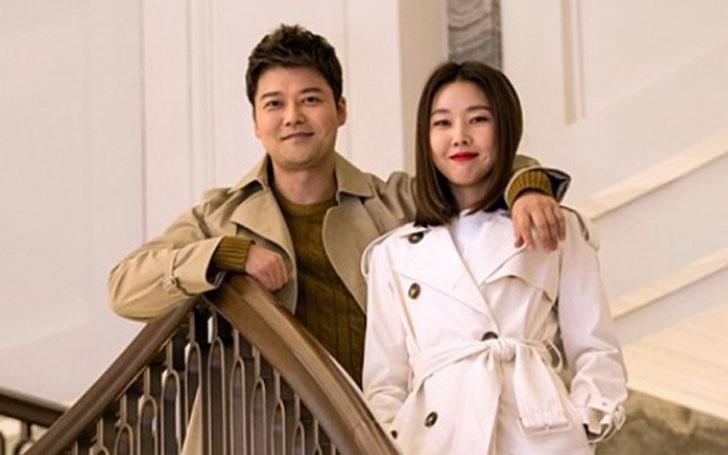 South Korean Star Jun Hyun Moo And Model Han Hye Jin in a Romantic Dating Relationship