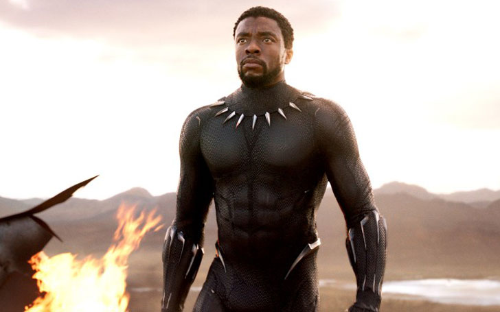 Five facts you need to know about Chadwick Boseman- Marvel's new superhero Black Panther