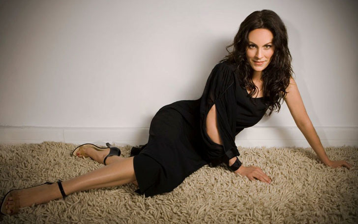 Top five facts of an American actress, Annabeth Gish, Know all