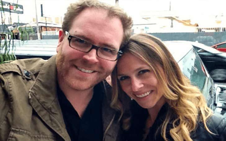 Josh Gates' wife Hallie Gnatovich; Know their Married Life and Children