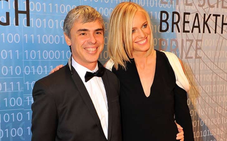 Know About Lucinda Southworth, wife of Larry Page who is an example of a woman with Beauty and Brain