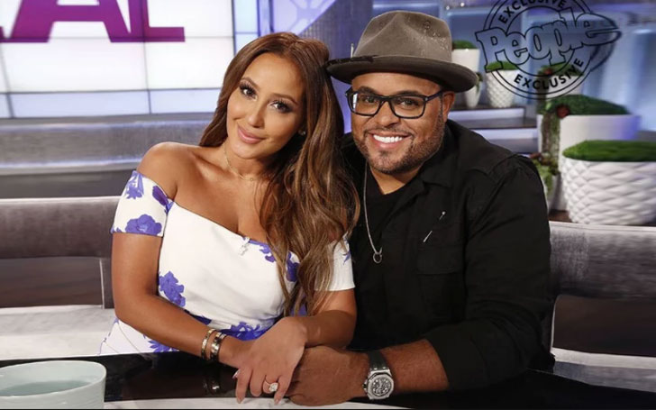 Adrienne Bailon and Israel Houghton Engaged With $750,000 Ring In Paris - Details On Ring Bling