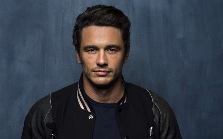 James Franco says he's a little gay.