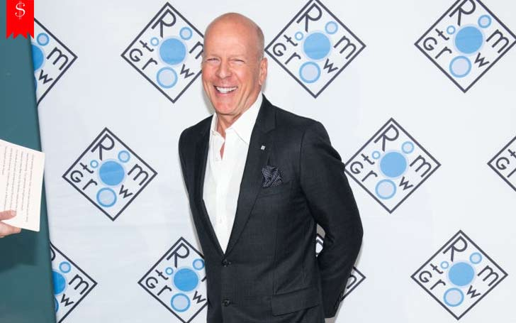 How much is Bruce Willis's Net Worth? Know his House, Cars Collection, Movies Earnings, and Properties