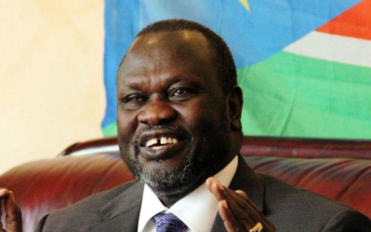 Riek Machar's return to Sudan halted due to weapon's dispute.