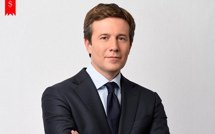 CBS News Anchor Jeff Glor's Net worth and Salary; Know his Career, Achievements, and Lifestyle